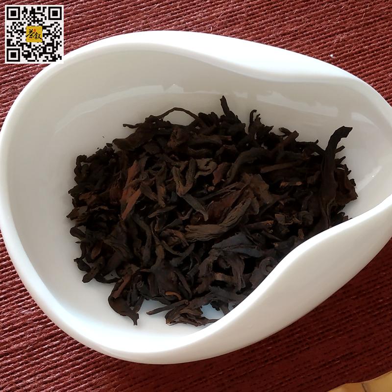 金山熟普洱茶2018年版茶干