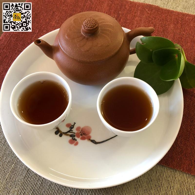 宝登源555熟普洱茶2019年版