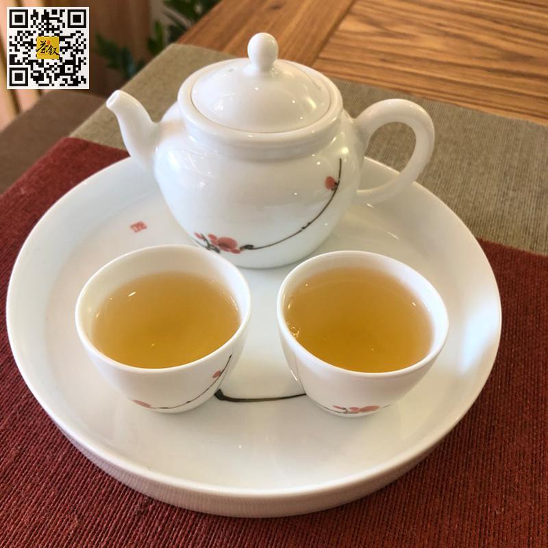 宝登源聚宝盆生普洱茶2019年版