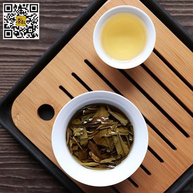 如何品鉴白茶