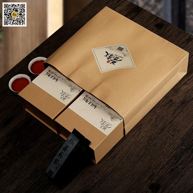 马头岩肉桂礼盒包装