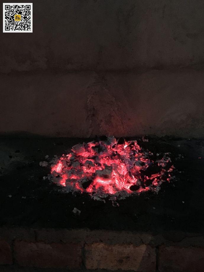 岩茶碳焙暗焙