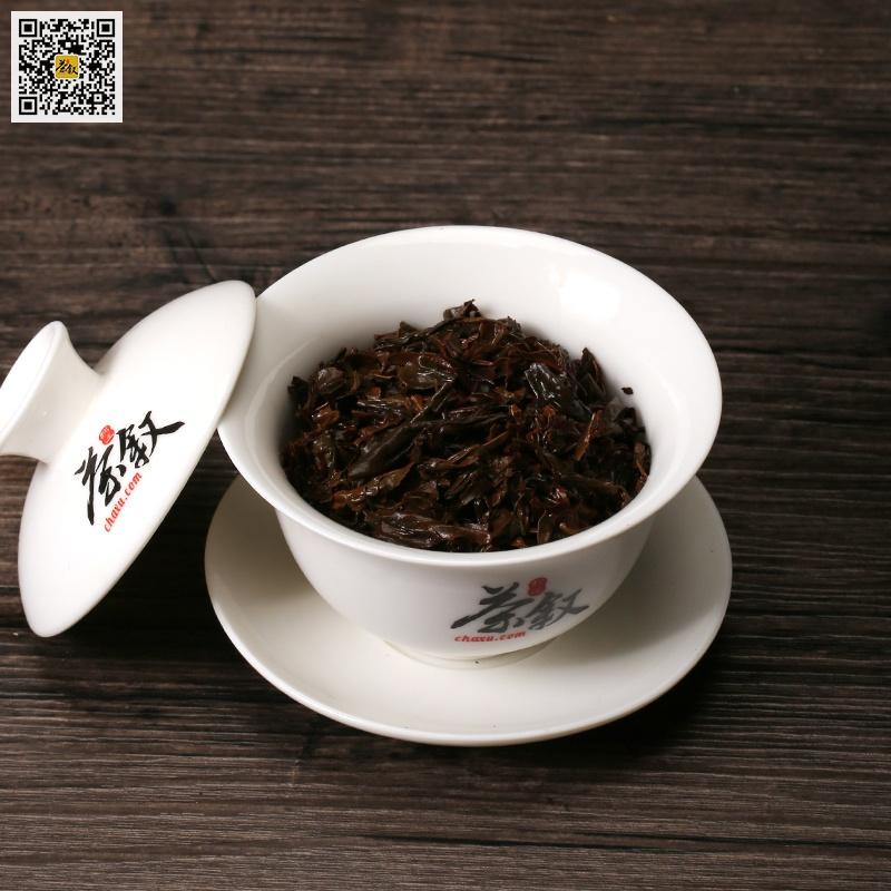 伴手礼茶花香小种红茶-叶底效果图