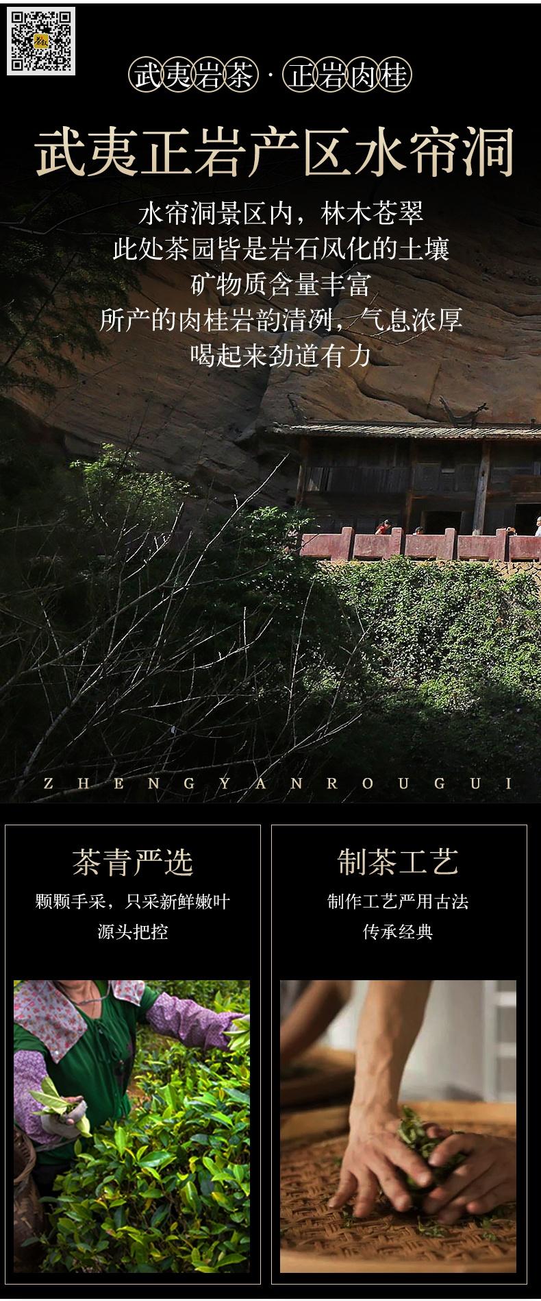 商务礼品正岩肉桂-正岩山场介绍
