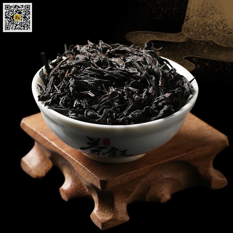 高级礼品茶正岩瑞香干茶条索