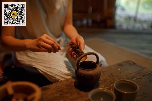 黑茶式的爱情表白