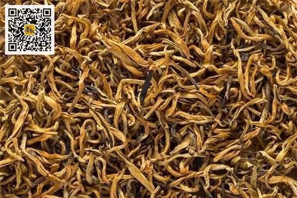 中国三大红茶之云南滇红茶