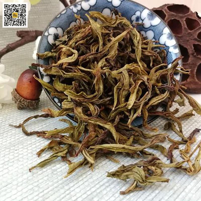 武夷名丛之白鸡冠茶干