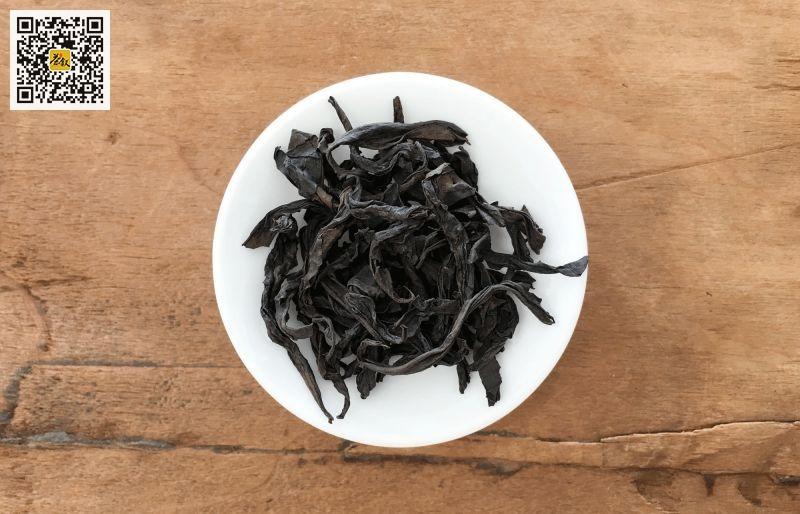 足火岩茶干茶
