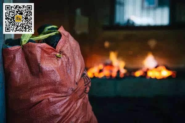 碳焙用的木炭
