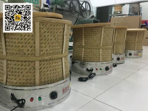 岩茶新工艺电焙机