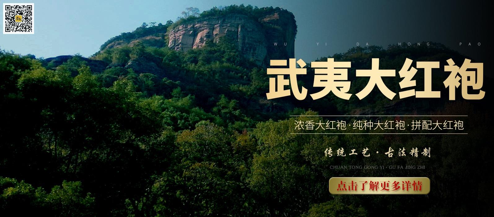 武夷大红袍岩茶