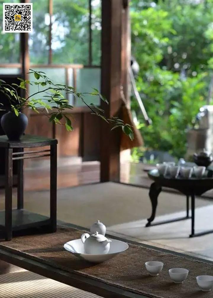 家庭茶室装修美图欣赏