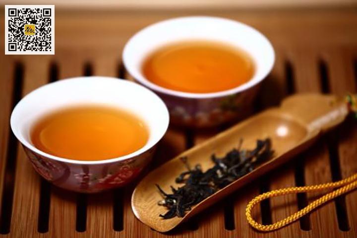 东方美人茶汤