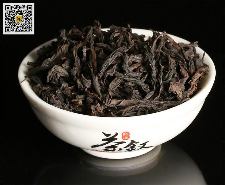 马头岩肉桂茶叶干茶