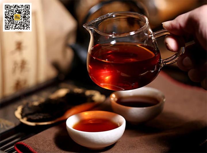 普洱口粮茶