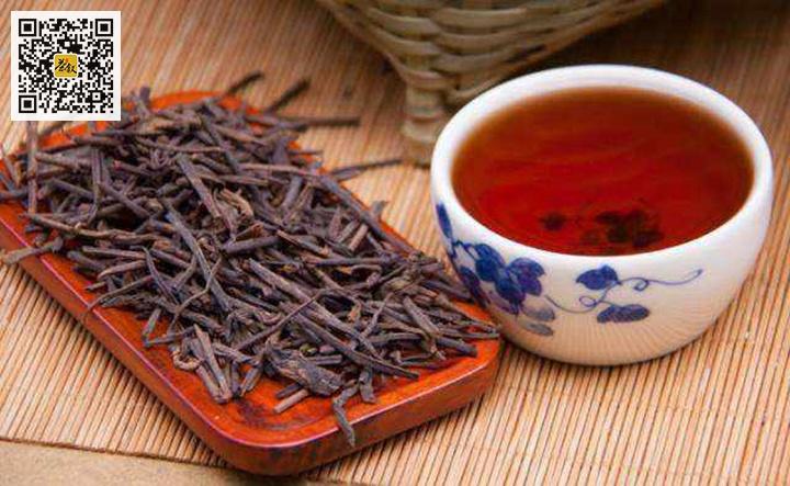 广西六堡茶