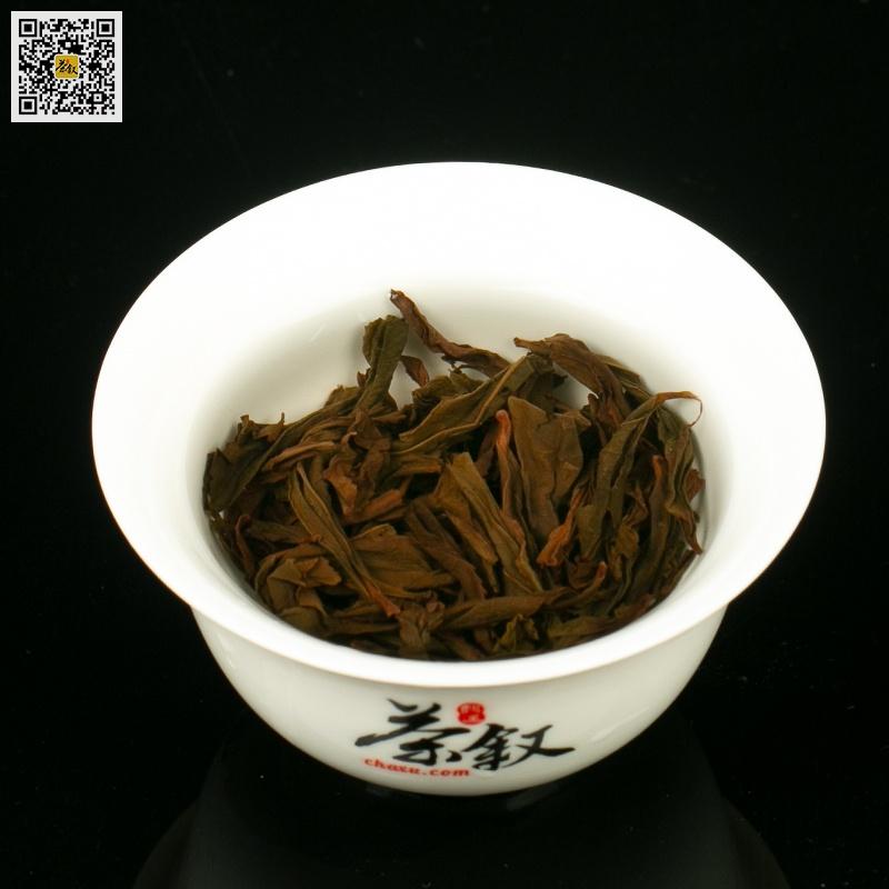 罐装散茶经典肉桂岩茶叶底特征