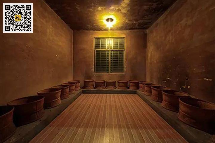 武夷岩茶碳焙房