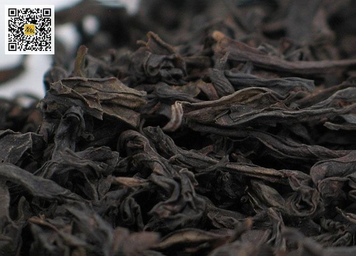 武夷肉桂干茶特征
