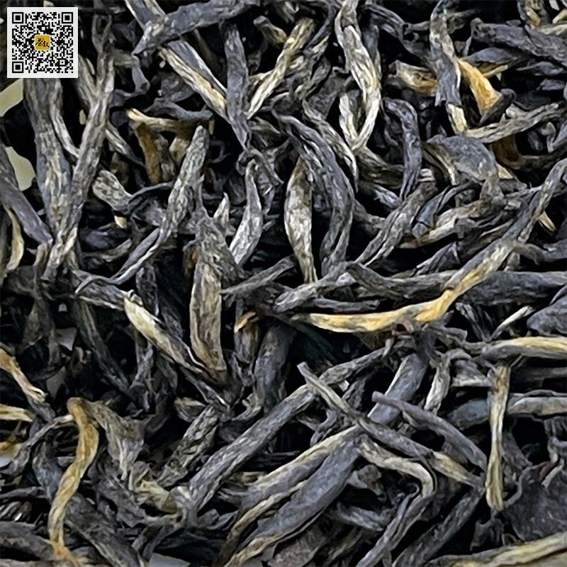 武夷山金骏眉干茶条索特征
